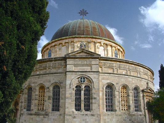 Äthiopische Kirche in Jerusalem