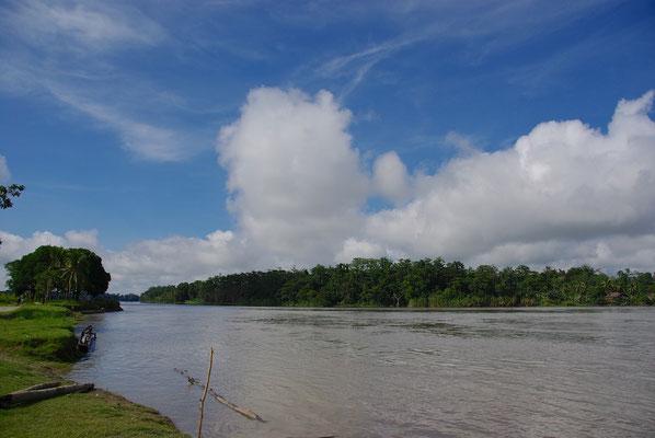 Sepik River bei Pagwi
