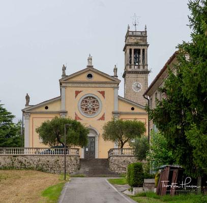 Pfarrkirche Santa Maria Assunta und San Romualdo in Rua