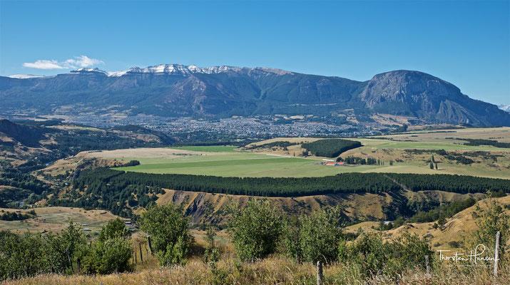 Landschaft in der Nähe von Coyhaique