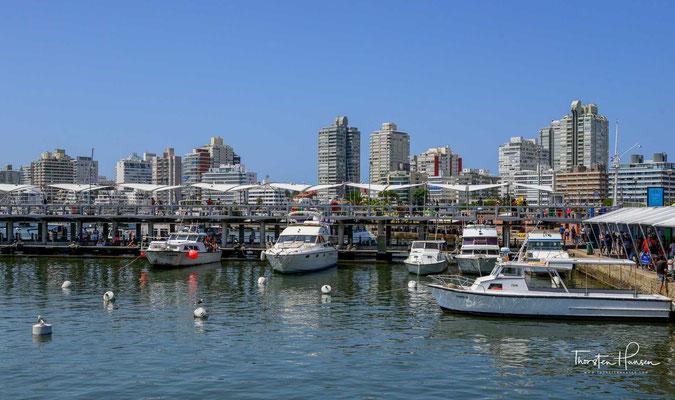 Schöne Strände, schicke Hotels und viele Prominente - die Halbinsel in Uruguay ist eines der populärsten Seebäder des Kontinents. Hier fühlen sich die Reichen und Schönen sicher.