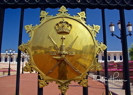 Palast in Muskat