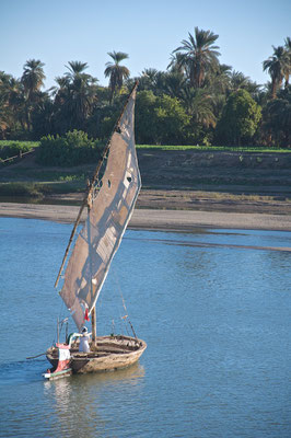 Nilboote
