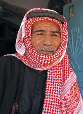 Mann aus Bosra