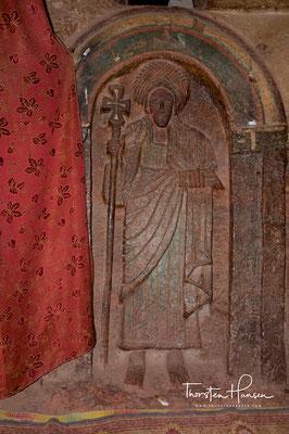 Michael Kirche in Lalibela