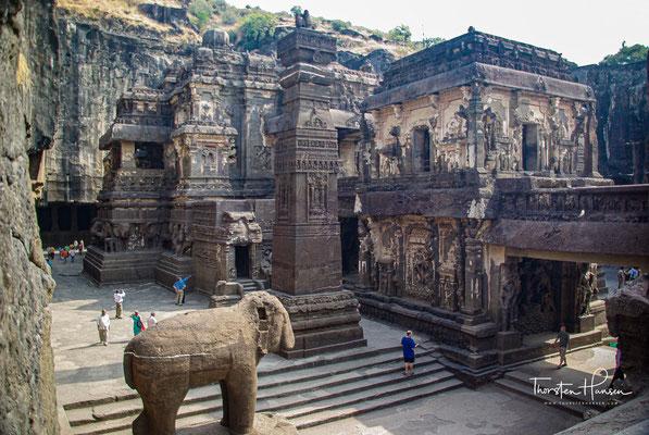 Die Gesamtanlage wurde zwischen dem 5. und 11. Jahrhundert n. Chr. – also gegenüber anderen Höhlenklöstern vergleichsweise spät,...