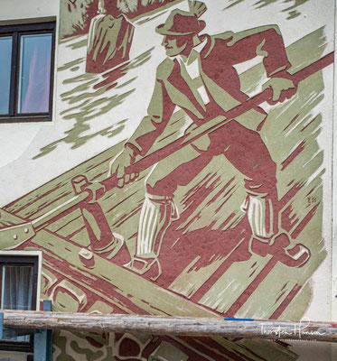 Die historische und schöne Flößerstadt Wolfratshhausen