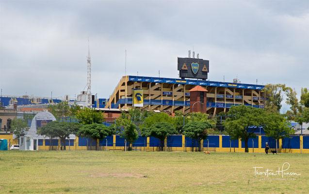 La Bombonera, offiziell Estadio Alberto Jacinto Armando