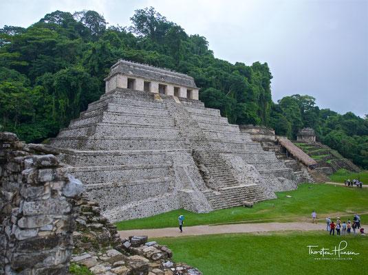Templo de las Inscripciones (Tempel der Inschriften)