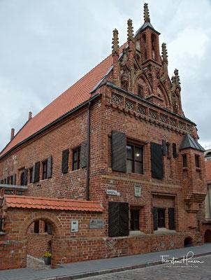 Perkunashaus in Kaunas