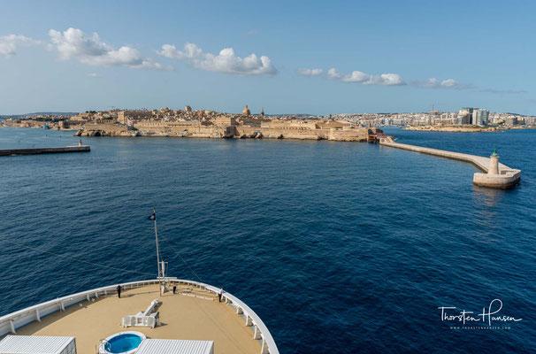 Aufgrund ihres kulturellen Reichtums wurde Valletta 1980 als Gesamtmonument in die Liste des UNESCO-Welterbes eingetragen