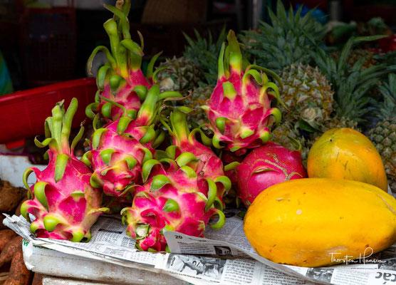 Drachenfrüchte in Hoi An