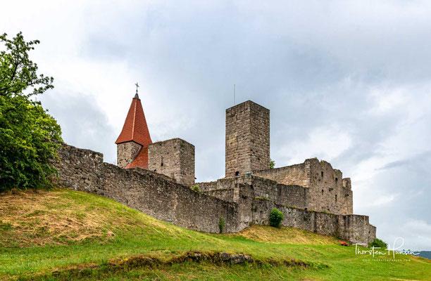Die Burgruine Leuchtenberg in Leuchtenberg ist die größte und am besten erhaltene Burgruine der Oberpfalz.