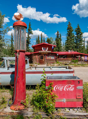 Moose Creek Rasthaus in Kanada