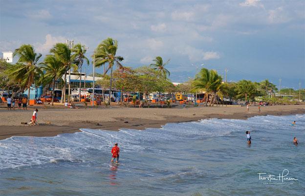 Strand von Puntarenas