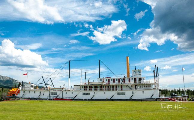 SS Klondike war der Name von zwei Sternwheelern, die zweite ist heute eine nationale historische Stätte in Whitehorse