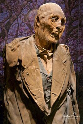Ausstellung im Mumienmuseum