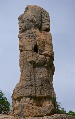 Gott Mithras-Helios in Arsameia am Nymphaios