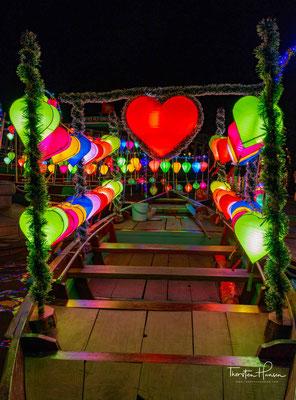 Die berühmten Lampions von Hoi An