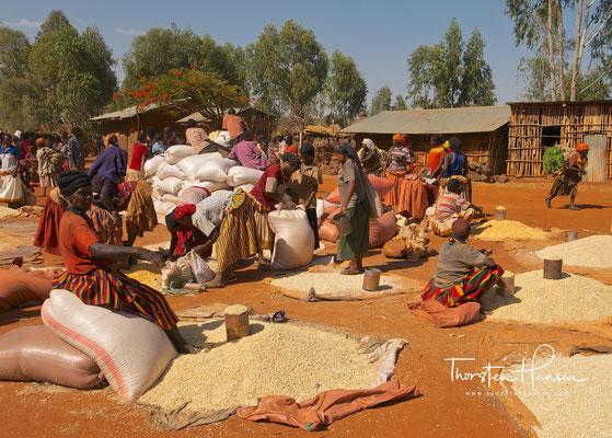 Konso People Markt