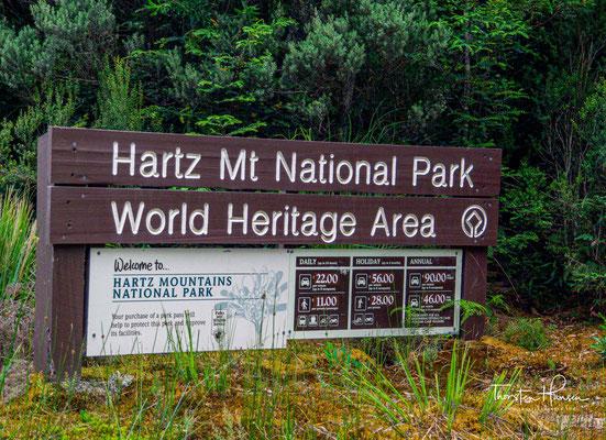 Der Hartz-Mountains-Nationalpark ist ein Schutzgebiet auf der australischen Insel Tasmanien, etwa 55 km südwestlich von Hobart.