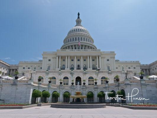 Das Kapitol von Washington D.C.