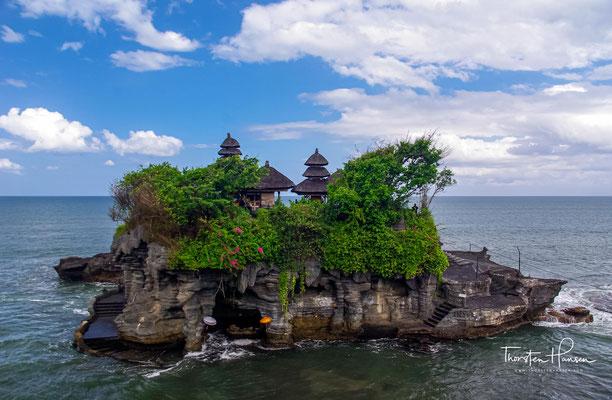 Der Tempel ist sehr bedeutend für die Balinesen und wird somit streng von einem hinduistischen Priester bewacht.