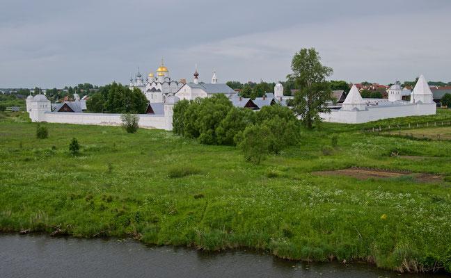 Mariä Schutz Nonnenkloster in Susdal