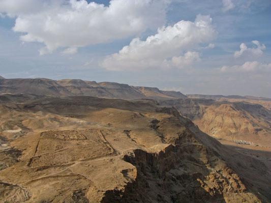 Masada Basis des Feldlagers der 10. Legion