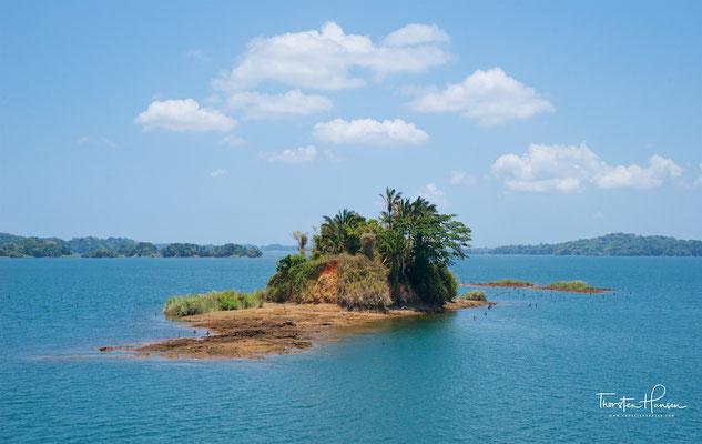 Der Gatúnsee ist ein künstlicher See in Panamá, der für den Bau des Panamakanals durch die Aufstauung des Río Chagres geschaffen wurde.