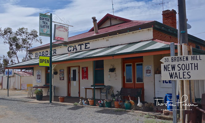 Roadhouse in New South Wales