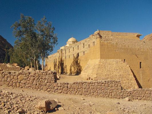 Katharinenkloster am Berg Sinai