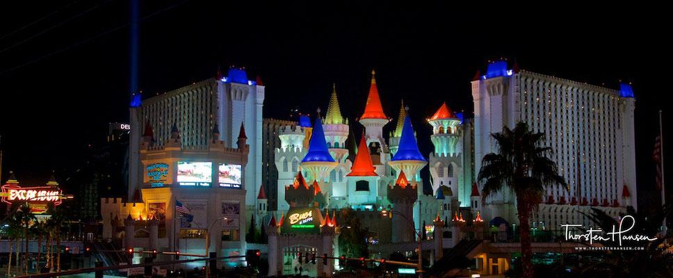 Excalibur - Just the famous Las Vegas