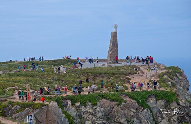 Cabo da Roca - Westlichster Punkt Europas