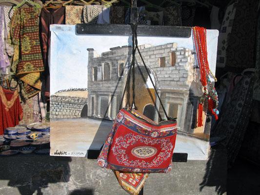Souvenirs aus Bosra