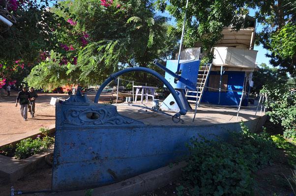 Kanonenboot vom Lord Kitchener