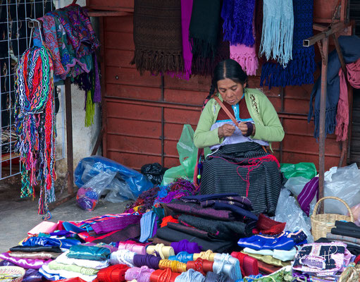 Markt in San Cristóbal de las Casas