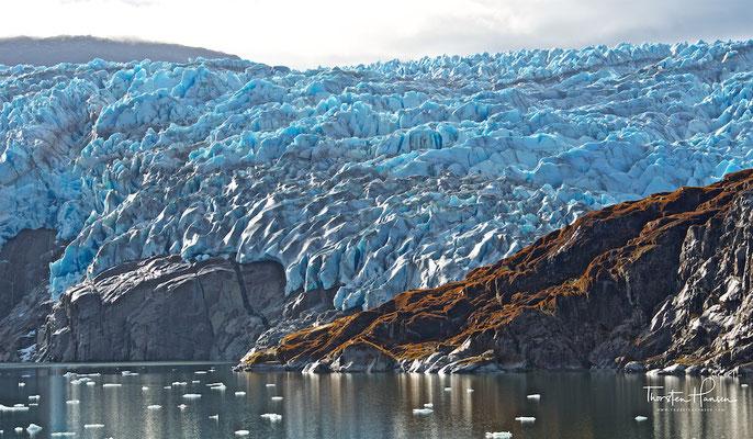 Der Amalia-Gletscher (spanisch: Glaciar Amalia, auch Glaciar Skua) ist ein chilenischer Gezeitengletscher im Nationalpark Bernardo O'Higgins.