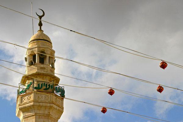 Omar Moschee in Bethlehem