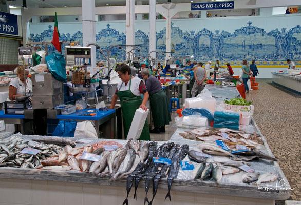 Fischmarkt von Setubal