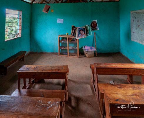 Loving Hearts Uganda ist mittlerweile um eine vollständige Grundschule erweitert.