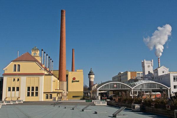 Pilsener Brauerei in Pilsen