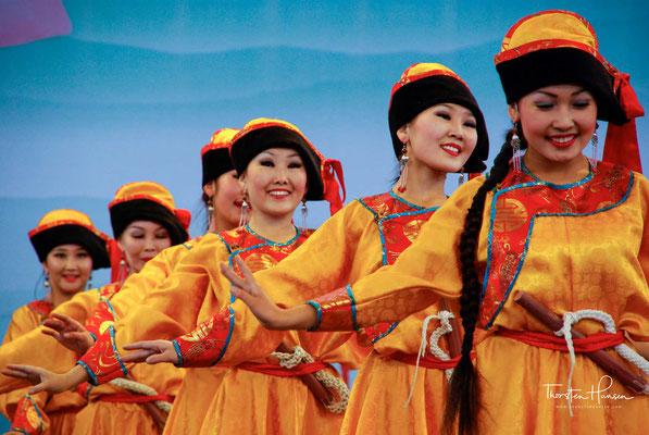 Nach dem Koreakrieg änderte sich dies. Besonders der Maskentanz, der eigentlich im Norden Koreas beheimatet war, wurde von den nordkoreanischen Flüchtlingen in den Süden Koreas gebracht und dort etabliert.