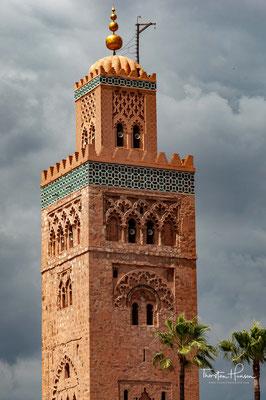 Sie stammt aus der 2. Hälfte des 12. Jahrhunderts und ist damit eine der ältesten Moscheen Marokkos.