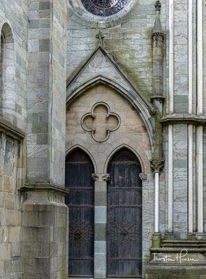 Kurz darauf, unter Magnus dem Guten, wurde über der Grabstätte eine kleine Holzkapelle errichtet.