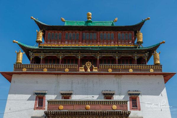 Die Anlage blieb bis 1944 geschlossen, erst danach erfolgte eine bedingte Wiedernutzung der erhalten gebliebenen Tempel.
