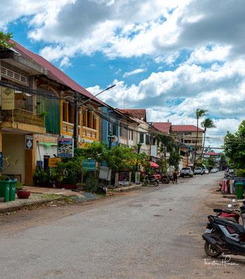 Kolonialer Charme und Ruhe in Kampot