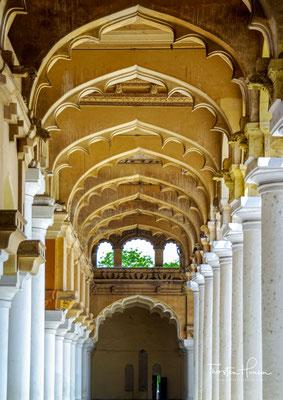Er wurde 1636 unter der Herrschaft des Nayak-Herrschers Tirumalai erbaut.
