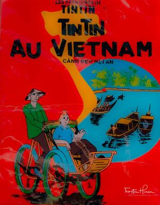 tim und Struppig Souvenir in Saigon