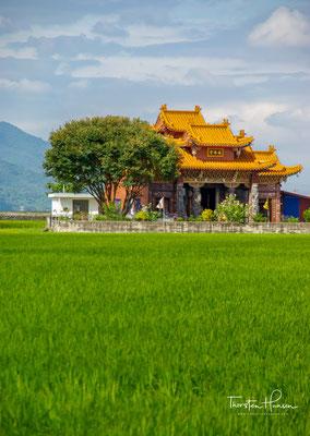 Aufgrund der Höhenunterschiede reicht das Klima im Yushan Nationalpark vom subtropischen bis zum alpinen Klima.